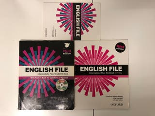 English file intermediate plus. Third edition