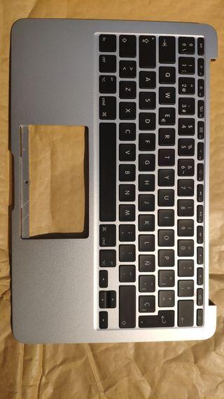 Teclado con reposamanos original Macbook air A1465