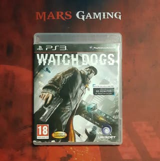 Watch Dogs - Juegos PS3