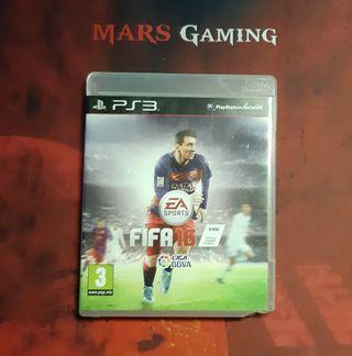 Fifa 16 - Juegos PS3