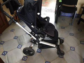 Carro bebé Jane rider 3 piezas