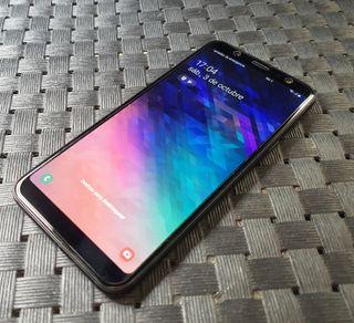 "Galaxy A6+ Plus 3GB RAM 32GB Memoria Pantalla 6"""