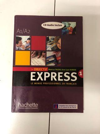 Libro frances a1/a2 objectif express