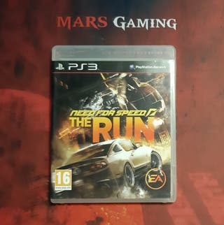 Need for Speed The Run - Juegos PS3