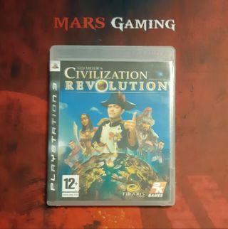 Civilization Revolution - Juegos PS3
