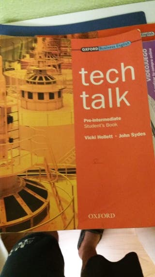 Libro inglés técnico