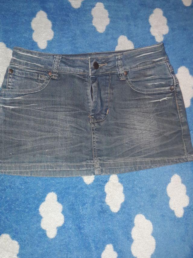 Falda 1€