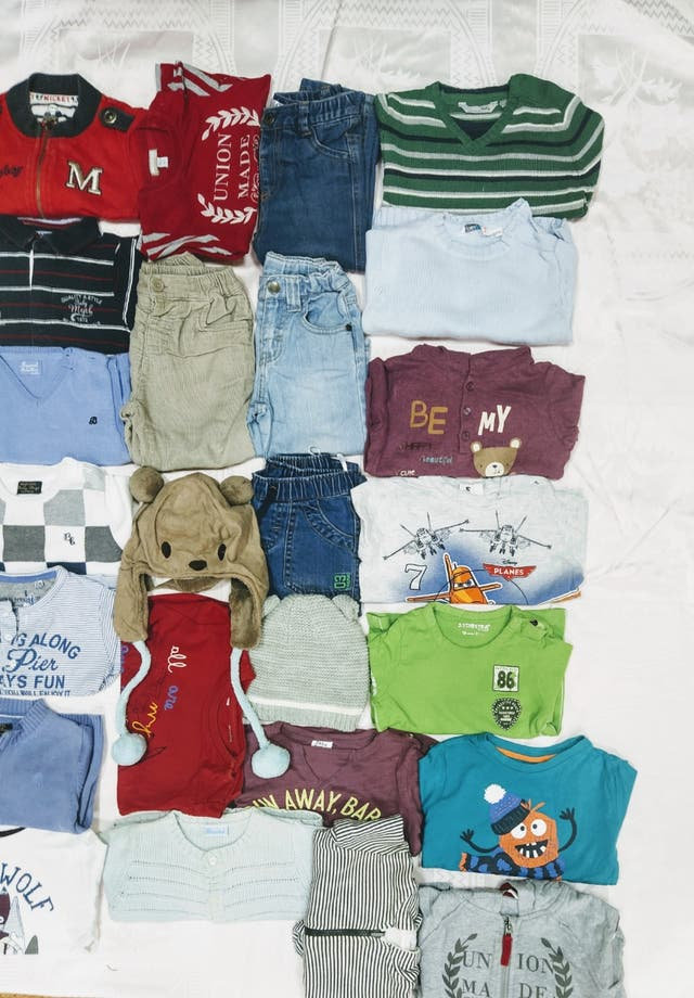 Lote ropa 12-18 meses
