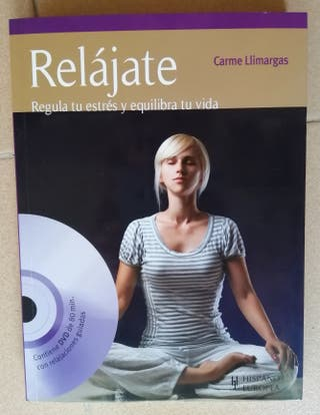 "Libro + DVD ""Relájate"" de LLimargas, Carmen"