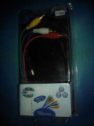 CABLE ADAPTADOR HDMI - RCA
