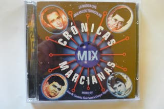 CD CRONICAS MARCIANAS MIX