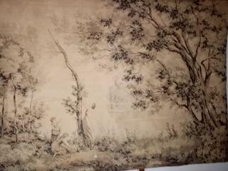 tapete antiguo D, 'APRES CAROT
