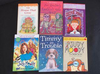 Libros de lectura para jóvenes en INGLES