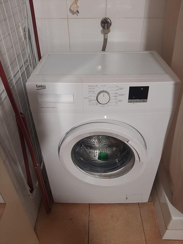 lavadora Beko wte6511BW (6 kg.)