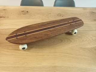 skate Cruiser de madera
