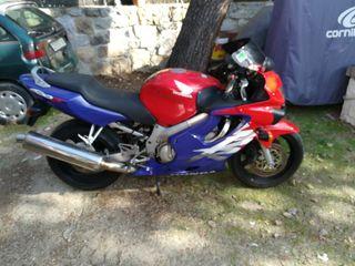 Honda CBR 600 F año 1999