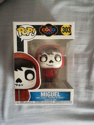 Figura Funko Pop Miguel de Coco (Disney)