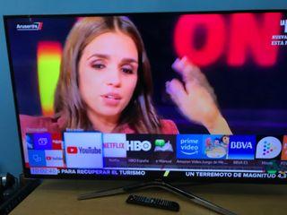 Televisión Samsung Smart TV de 55 pulgadas