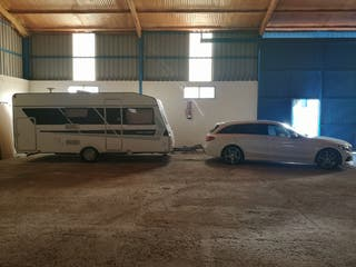 Caravana 3 ambientes Sun Roller 490 (Año 2002)
