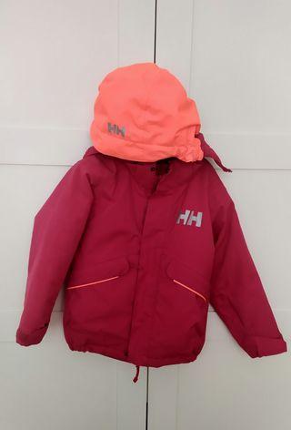 Cazadora esquí niña 7 años Helly Hansen
