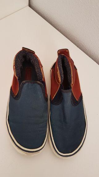 zapatos niño T 35