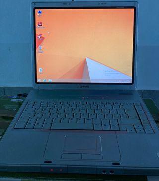 Ordenador portátil HP Compaq Presario
