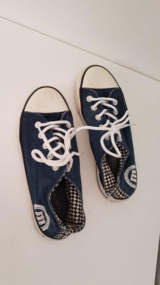 zapatos niño Mustang T 33