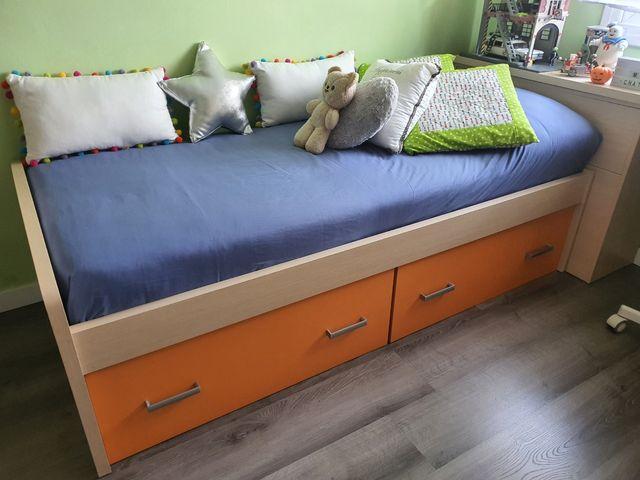 Dormitorio juvenil - infantil