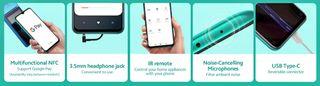 Xiaomi Redmi 9 Global 4/64GB, NFC 6.53'