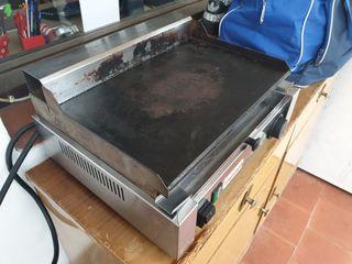 plancha de cocinar industrial