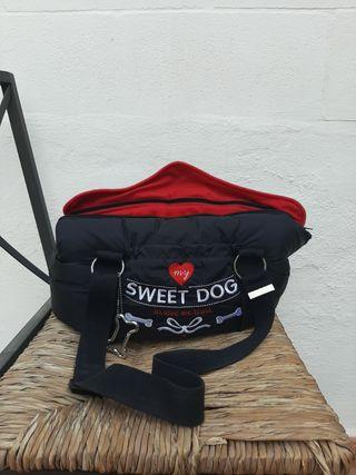 Bolsa porta perros