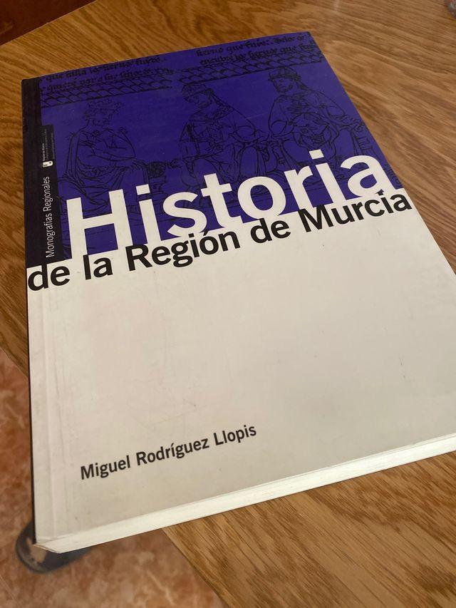 Historia de la Región de Murcia