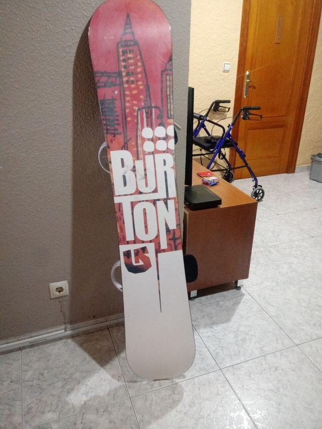 tabla snowboard burton elite 158