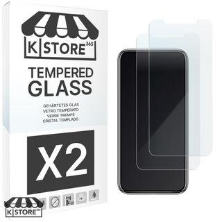 Nokia 6.1 / X6 [2 Piezas] Cristal Templado
