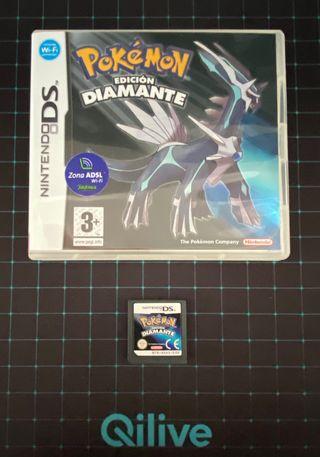 Pokemon Diamante / Nintendo ds