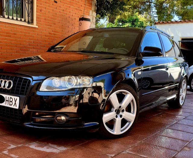 Audi A4 Avant 3.0 TDI 233cv Quattro Tip. S-Line 2007