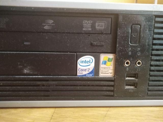 HP Compaq dc5700