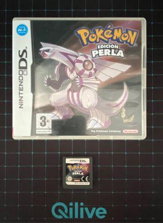 Pokemon Perla / Nintendo ds