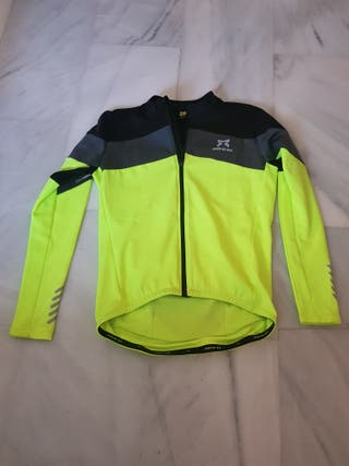 chaqueta ciclismo invierno