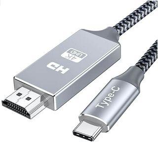 Cable USB-C a HDMI [1,8 y 3 metros]