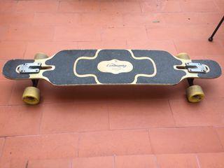 Longboard Loaded Tan Tien flex 1