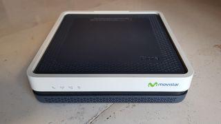 Router smart wifi,HGU. Movistar.