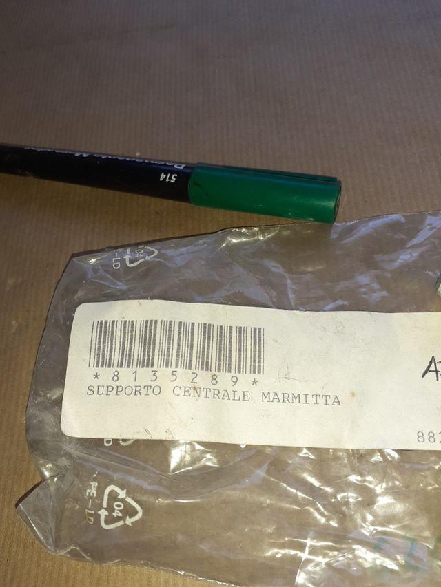 Aprilia Rs 125cc 01 Soporte Central Tubo