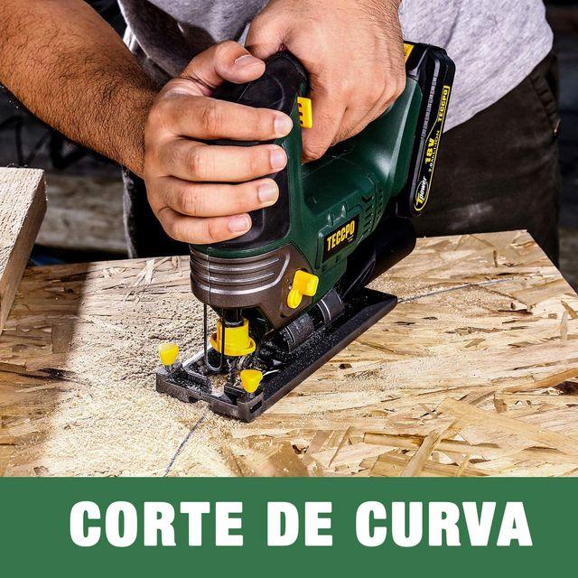 SIERRA DE CALAR CON 2 BATERÍAS 18V (PRECINTADA)