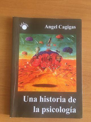 Una historia de la psicología, Angel Cagigas.