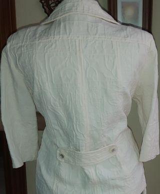 traje de chaqueta de mujer