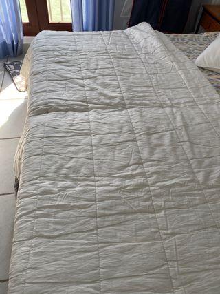 Relleno edredón cama 90