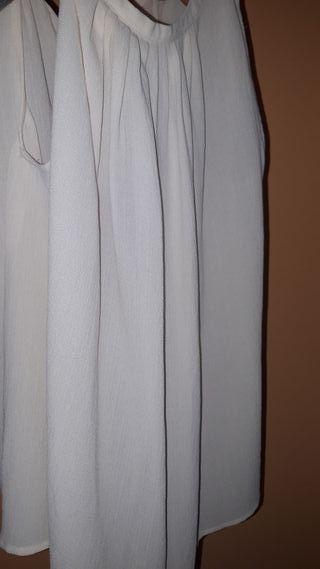 Blusa zara talla M