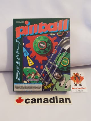 Pinball Dreams PC (Caja Grande)