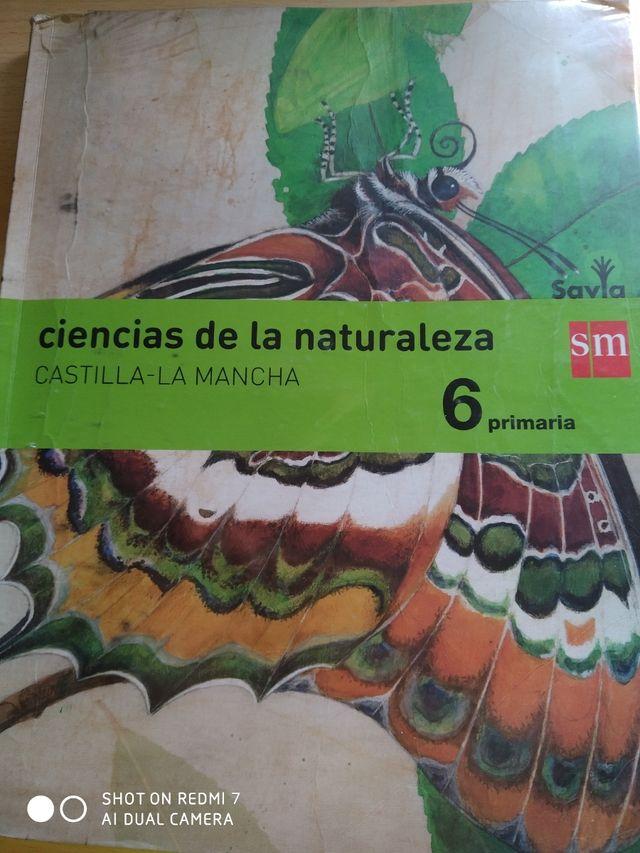 SM savia ciencias naturales 6